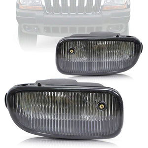 Jeep Grand Cherokee Fog Lights