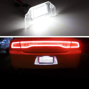 Magnum License Plate Light
