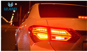Toyota Corolla LED Tail Lights