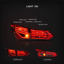 Load image into Gallery viewer, Toyota Corolla Tail Lamp Light on