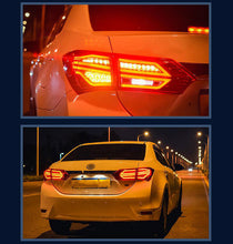 Load image into Gallery viewer, Toyota Corolla Tail Lights 2014-2019