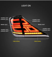 Load image into Gallery viewer, Toyota Verllfire  Alphard LED Tail Lamps Light on