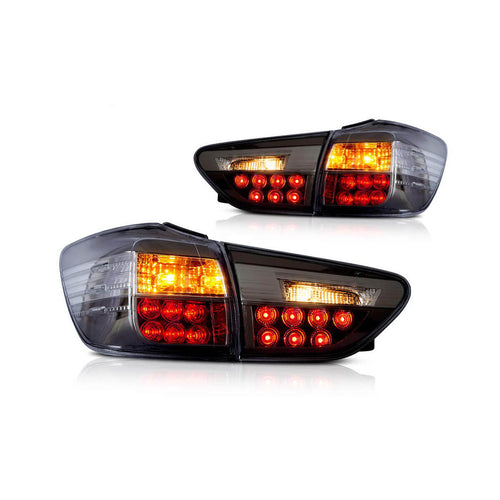 Toyota Wish Tail Light