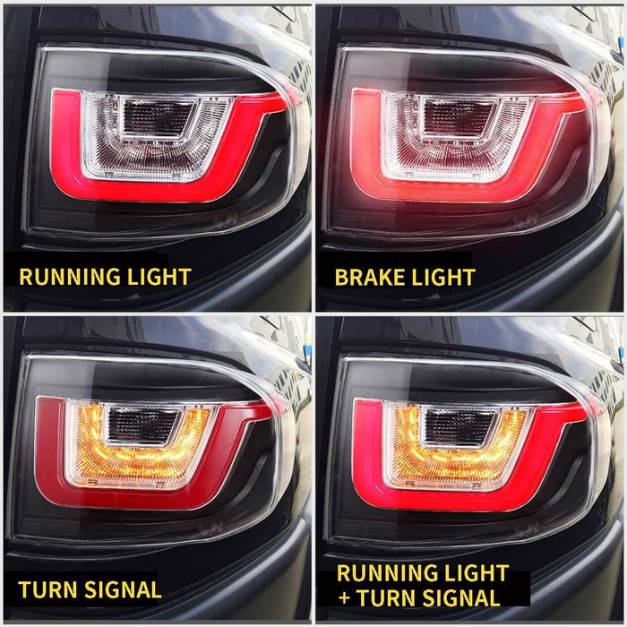 land cruiser rear lights