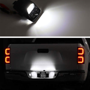 led license plate light
