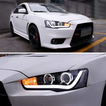 Load image into Gallery viewer, mitsubishi evo headlamps