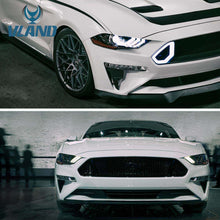 Load image into Gallery viewer, mustang gt headlights