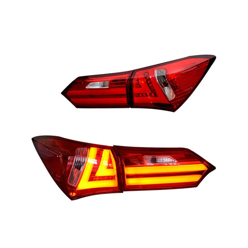 toyota corolla tail light