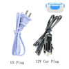 EU US & Car Plug Power Cord for HeatBoxPro