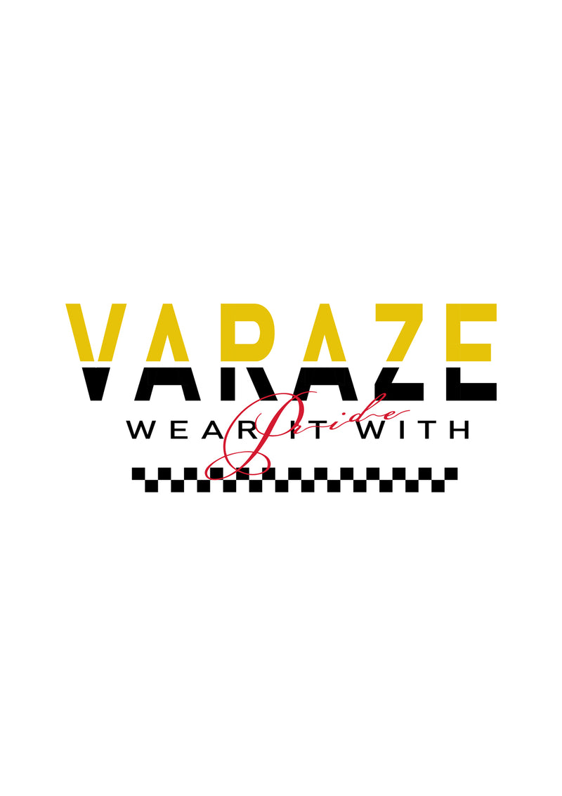 Classic varaze - wear it with pride