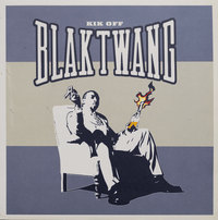 "Black Twang – Kik Off 12"" Single"