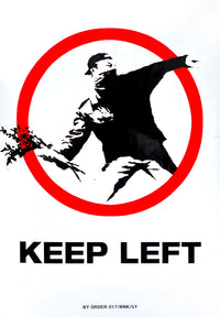 Keep Left XL