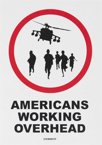Americans Working Overhead