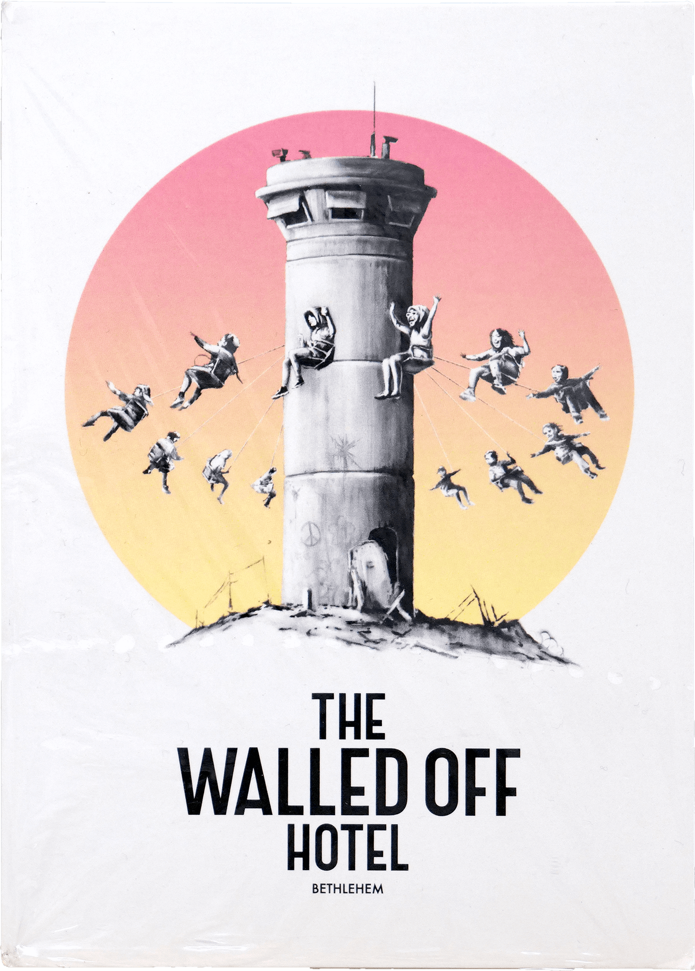 The Walled Off Hotel Postcard Set