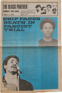 The Black Panther Newspaper (Mar 11, 1970)