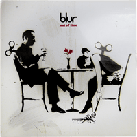 "Blur – Out of Time 7"" Single (Red)"