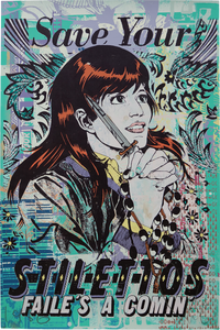 Faile – Save Your Stilletos (Special Green Edition)