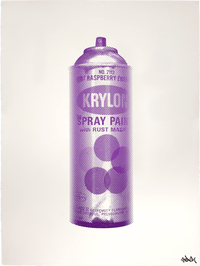 Krylon Series: Solo Can - Purple (Large)