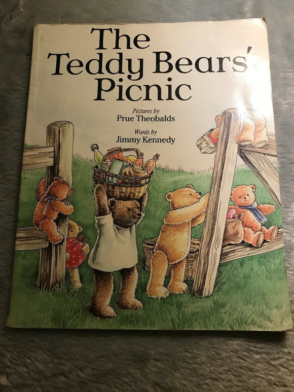 The Teddy Bears' Picnic by Jimmy Kennedy (1990, Paperback)