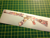 JDM Sticker Bombing Graffiti Sticker Decal Drift Race Dope Low Slammed (AKbom)