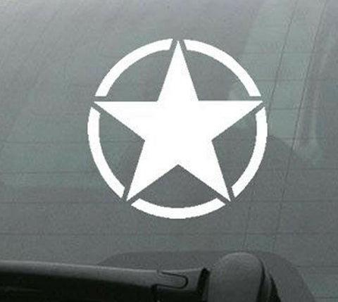 Veteran Tactical Military Off Road 4x4 for JEEP Vinyl Decal Sticker 3.75""