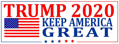 Trump Keep America Great 2020 President Decal Bumper Sticker Make Again Donald 8