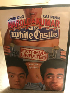 Harold  Kumar Go To White Castle (DVD, 2005, Unrated Version)