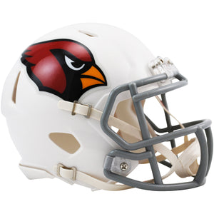 ARIZONA CARDINALS RIDDELL VSR4 MINI HELMET