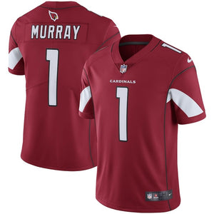 ARIZONA CARDINALS MENS FINISHED VAPOR LIMITED JERSEY KYLER MURRAY RED