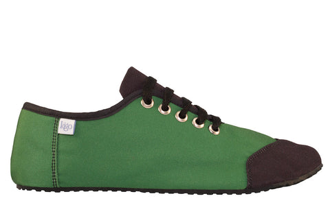 kigo footwear minimalist leon comfrey casual shoe with lacing