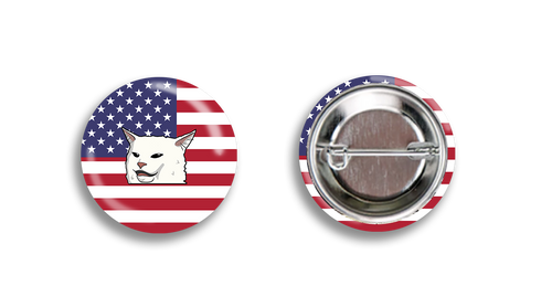 American Smudge Pin