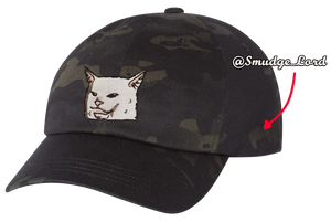 Smudge Lord Dad Hat