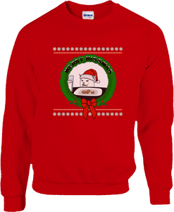 Merry Hissmas Ugly Sweater