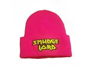 Metal Smudge Beanie