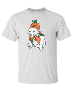 Pumpkin Smudge Shirt