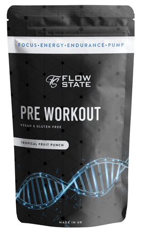 Flow state's pre-workout