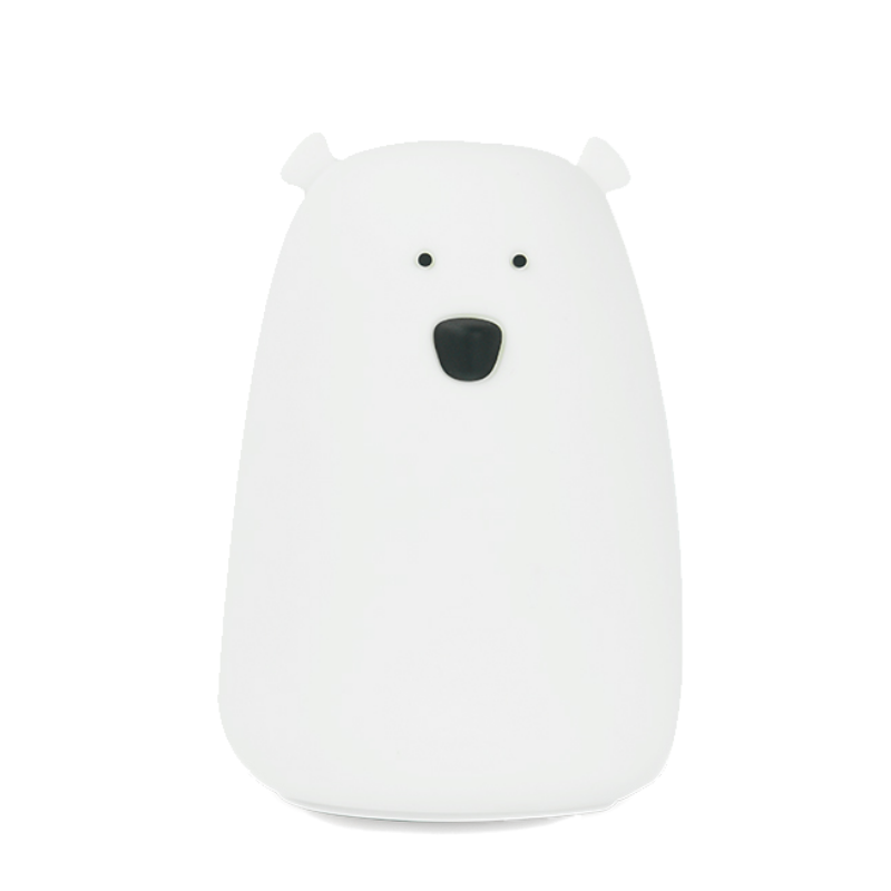 BEAR SILICON TOY LAMP