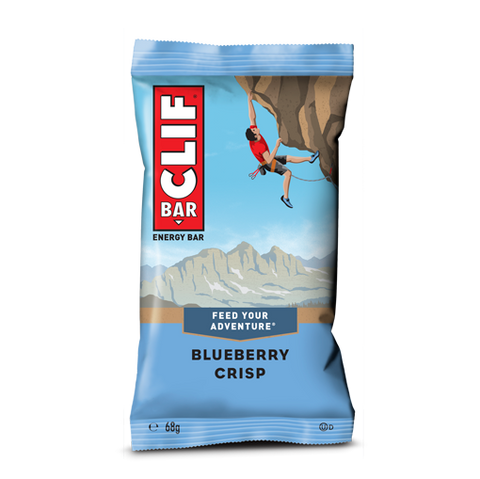 BARRETTA CLIF BAR BLUEBERRY CRISP 68G.