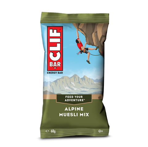 BARRETTA CLIF BAR ALPINE MUESLI MIX