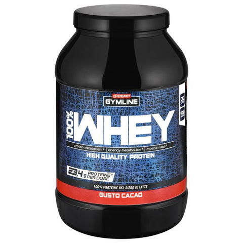 ENERVIT 100% Whey Protein Cacao