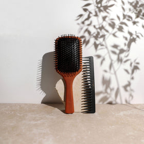 BRUSH & COMB SET