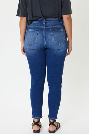 KanCan Distressed Super Skinny - Curvy
