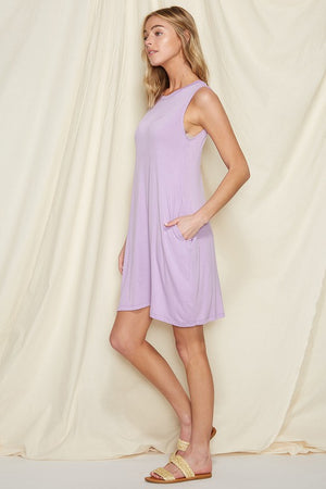Soft Bamboo Tank Dress