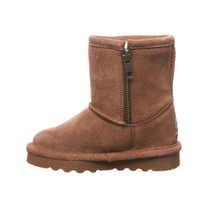 Bearpaw Elle Zipper Boot - Toddler