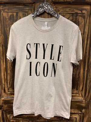 Style Icon Graphic T-Shirt
