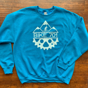 Bike 701 Crew Sweatshirt