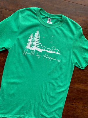 Health By Happiness T-Shirt