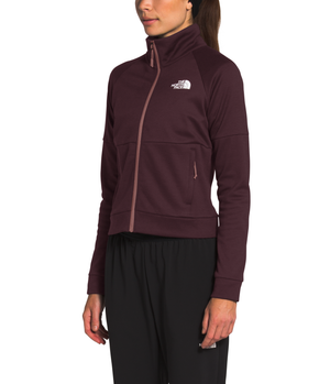 TNF Women's AT Fleece Full Zip