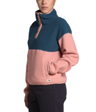 TNF Women's Cragmont Fleece ¼ Snap