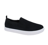 Jellypop Black Slip On Sneakers